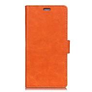 billiga Mobil cases & Skärmskydd-fodral Till OnePlus / Ett plus 3 5 / 3T Plånbok / Korthållare / Lucka Fodral Enfärgad Hårt PU läder för One Plus 5 / OnePlus 5T / One Plus 3T
