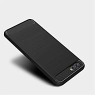 billiga Mobil cases & Skärmskydd-fodral Till Huawei Honor View 10(Honor V10) Honor 7X Frostat Skal Ensfärgat Mjukt TPU för Honor 9 Honor 8 Honor 7X Honor 6X Honor 6A