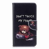 billiga Mobil cases & Skärmskydd-fodral Till Huawei Mate 10 lite Mate 10 Korthållare Plånbok med stativ Lucka Magnet Fodral Fjädrar Djur Hårt PU läder för Mate 10 Mate 10