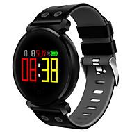 tanie Inteligentne zegarki-Inteligentne Bransoletka Krokomierze Pomiar ciśnienia krwi Kontrola APP Kontrola dotykowa Liczniki kalorii Pulse Tracker Krokomierz