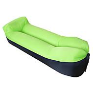 Opblaasstoel Opblaasbare stoel Luchtbed Buiten Kamperen waterdicht draagbaar Snel opblaasbaar - Polyester Taft Vissen Strand Kamperen voor 1 Persoons / Ultra Licht(UL) / Ultra Licht(UL)