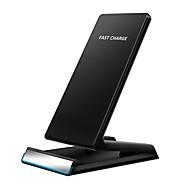billige -Trådløs Oplader USB oplader USB Overladningsbeskyttelse / Overbeskyttelse / Kortslutningsbeskyttelse 1 USB-port 2 A DC 9V iPhone 8 Plus /