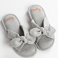 tanie Pantofle-Flip-Flop Pantofle wsuwane Pantofle damskie Poliester Poliester