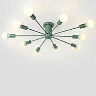 billige Taklamper-Takplafond Omgivelseslys Moderne, 110-120V 220-240V Pære ikke Inkludert
