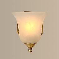 billige Vegglamper-Mini Stil Traditionel / Klassisk Til Soverom Leserom/Kontor Metall Vegglampe 110-120V 220-240V 40W