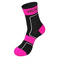 Compression Socks Sport Socks / Athletic Socks Cycling Socks Camping / Hiking Leisure Sports Badminton Bike / Cycling Thermal / Warm Breathable Wearable 1 Pair Winter Curve Classic Nylon Spandex Lycra