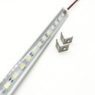 お買い得  LEDストリップライト-ZDM® 72 LED 1xハードライトストリップ 温白色 クールホワイト DC 12V