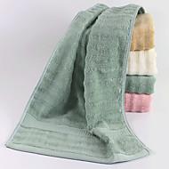 Frischer Stil Waschtuch,Solide Gehobene Qualität Elasthan gewebtes Jacquard Handtuch