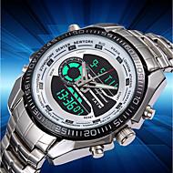 Muškarci Jedinstvena Creative Satovi Ručni satovi s mehanizmom za navijanje Modni sat Japanski Kvarc Kalendar Velika kazaljka Štoperica