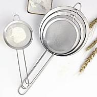 billige Bakeredskap-Sikte & Si Kake Rustfritt Stål + A-klasse ABS Multifunksjonell Kreativ Kjøkken Gadget