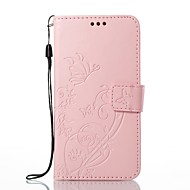 cheap -Case For Apple iPhone X iPhone 8 Card Holder Wallet with Stand Full Body Cases Flower Hard PU Leather for iPhone X iPhone 8 Plus iPhone 8
