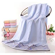 tanie Ręcznik kąpielowy-Świeży styl Ręcznik kąpielowy, Zwierzę Najwyższa jakość Czysta bawełna Tkana Jacquard Ręcznik