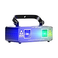 cheap Stage Lights-U'King Laser Stage Light DMX 512 Master-Slave Sound-Activated Auto for Festival/Holiday Club Bar Stage Party Professional Durable