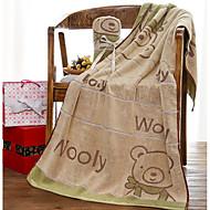 billiga Handdukar och badrockar-Färsk stil Badhandduk,Kreativ Överlägsen kvalitet Ren bomull Jacquard Handduk