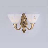 billige Vegglamper-Mini Stil Moderne / Nutidig Traditionel / Klassisk Til Soverom butikker/cafeer Metall Vegglampe 110-120V 220-240V 40W