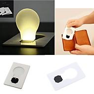 halpa -Hätävalaisimet Avaimenperävalaisimet LED lm Tila LED Akulla Kannettava Taiteltava Telttailu/Retkely/Luolailu Päivittäiskäyttöön Valkoinen