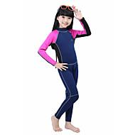 ieftine Blue Dive®-Bluedive Fete Băieți 2mm Neopren Întreg Keep Warm Uscare rapidă Rezistent la Ultraviolete Απαλό Corp Plin Compresie Nailon Neopren Diving