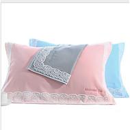 billige Hjemmetekstiler-Frisk stil Vaskehåndklæ, Ensfarget Overlegen kvalitet 100% bomull 100% Bomull Perkale Håndkle