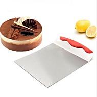 preiswerte -Backwerkzeuge Edelstahl + A Stufe ABS Backen-Werkzeug / Antihaft Kuchen Quadratisch Gebäckschneider 1pc