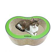 Χαμηλού Κόστους Άμμος για γάτες & Χάρτες με κρυμμένα σημεία-Γάτες Κρεβάτια Μέθοδος Scratch Χαρτί & Χειροτεχνίες με Χαρτί Κατοικίδια Επενδύσεις Μονόχρωμο Δημιουργικό Αθλητικά Ανακουφίζει από το