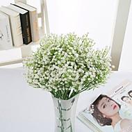 billige Kunstige blomster-Kunstige blomster 4.0 Gren Pastorale Stilen Brudeslør Bordblomst