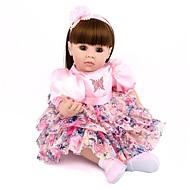 Χαμηλού Κόστους Kids-Κούκλες σαν αληθινές Πριγκίπισσα Κοριτσίστικα Παιδιά Νεογέννητος όμοιος με ζωντανό Χαριτωμένο Παιδικά Όλα Δώρο