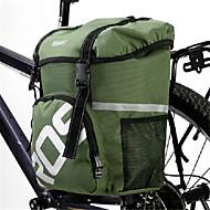 ieftine Coș Bicicletă-ROSWHEEL 15 L Genți Portbagaj Bicicletă / Coș Bicicletă Impermeabil, Reflexiv, Ajustabile Geantă Motor Poliester imprimabil / Material