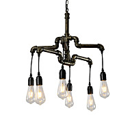 cheap vintage lighting. OYLYW Pendant Light Ambient - Mini Style, Rustic / Lodge Vintage Retro, 110-120V 220-240V Bulb Not Included Cheap Lighting I