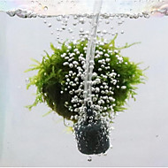 billiga Tillbehör till fiskar och akvarium-Akvarium Akvariedekorationer Mini Luftstenar Mini Vattentät / 0V/