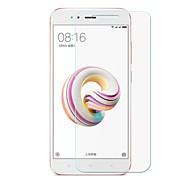 billiga Mobil cases & Skärmskydd-Skärmskydd XIAOMI för Xiaomi Mi 5X Härdat Glas 1 st Displayskydd framsida Reptålig 9 H-hårdhet