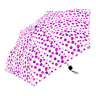 cheap Home Decor-1 Fabric Women's Adults' Sunny and Rainy Wind Proof Folding Umbrella