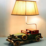 billige Lamper-Moderne / Nutidig Dekorativ Bordlampe Til Harpiks 220-240V Tre