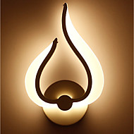 billige Vegglamper-Traditionel / Klassisk Bilde Veglys Soverom / Leserom / Kontor Aluminum Vegglampe 220-240V 9W