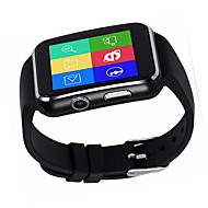 X6 Unisex Uita-te inteligent Android Bluetooth Sporturi Rezistent la apă Touch Screen Calorii Arse Standby Lung Cronometru Pedometru Reamintire Apel Monitor de Activitate Sleeptracker / 0.3 MP