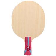 baratos Tenis de Mesa-DHS® Hurricane B-CS Ping Pang/Tabela raquetes de tênis Vestível Durável De madeira Fibra de carbono 1