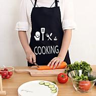 baratos Acessórios de Limpeza de Cozinha-Alta qualidade 1pç Linho/Algodão Aventais Alta qualidade, Cozinha Produtos de limpeza