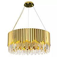 billige Takbelysning og vifter-QIHengZhaoMing 6-Light Anheng Lys Omgivelseslys galvanisert Krystall Krystall, Pære Inkludert, Forlenget 110-120V / 220-240V Pære Inkludert / E12 / E14
