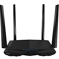 tenda smart wifi router dualband pålitelig streaming gaming hjemmekino smart home 4antennas