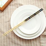 billiga Bordsservis-Köksredskap Bambu Bärbar Specialverktyg För köksredskap 2pcs