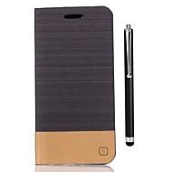 billiga Mobil cases & Skärmskydd-fodral Till Sony Xperia Z5 Xperia Z3 Korthållare Plånbok med stativ Lucka Fodral Ensfärgat Hårt PU läder för Sony Xperia Z3 Sony Xperia
