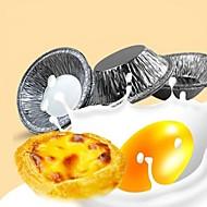 billige Bakeredskap-50stk Rund Dagligdags Brug Bursdag Metall Multifunksjonell Varmebestandig GDS Kreativ Kjøkken Gadget 3D