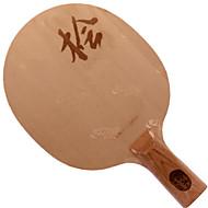 baratos Tenis de Mesa-DHS® DI-HT CS Ping Pang/Tabela raquetes de tênis Vestível Durável De madeira Fibra de carbono 1