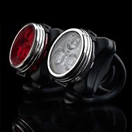 preiswerte -Radlichter / Fahrradlicht / Fahrradrücklicht LED Radlichter - Radsport Wasserfest, Wiederaufladbar, Mehrere Modi 160 lm USB Camping / Wandern / Erkundungen / Radsport / Angeln / IPX-4