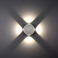 tanie Oświetlenie lustra-Styl MIni Wodoodporne Prosty Modern / Contemporary Lampy ścienne Oświetlenie łazienkowe Na Living Room Sypialnia Jadalnia Gabinet /