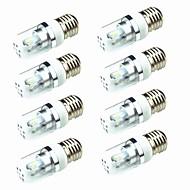 billige Kornpærer med LED-8pcs 3W 200 lm E14 G9 GU10 E26/E27 E12 LED-kornpærer T 6 leds SMD 5730 Dekorativ Varm hvit Kjølig hvit 85-265V