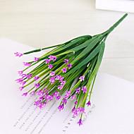 Kunstige blomster 1 Afdeling pastorale stil Planter Bordblomst