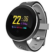 Alarm Ure Multifunktionsur Smartur YY-Q8PRO for Android iOS Bluetooth Brændte kalorier Træningslog Skridttællere Hjerteslagssensor APP kontrol Pulse Tracker Skridtæller Samtalepåmindelse / Vækkeur