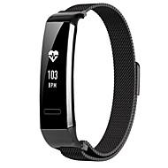 Klokkerem til Huawei Watch Huawei Milanesisk rem Rustfritt stål Håndleddsrem
