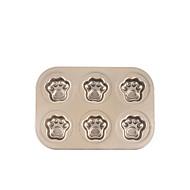 billige Bakeredskap-1pc Rektangulær Til Kake Sjokolade Plast GDS Cake Moulds
