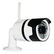 hesapli ithink-Ithink Z3 1.0 MP Dış Mekan with Gece Gündüz 64(Hareket Algılama İkili Yayın Uzaktan Erişim Su Geçirmez IR-cut) IP Camera